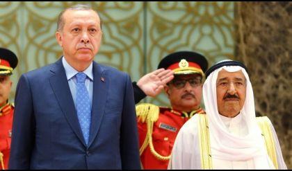 بعد قرارها نشر قوات في قطر . . أمير الكويت يتصل بالرئيس التركي هاتفيًا لبحث أحداث المنطقة