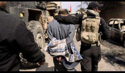 اعتقال 13 داعشياً أيسر الموصل