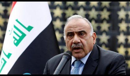 عبد المهدي يوجه القوات الامنية بالبحث والتحري لمنع تكرار الاعتداء على السفارة الاميركية