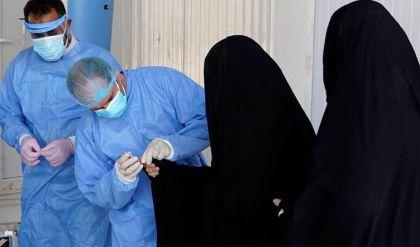 العراق.. 7616 إصابة و33 حالة وفاة جديدة بفيروس كورونا