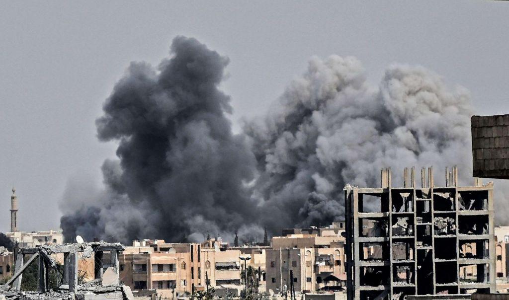 ضربة للتحالف الدولي تقتل 6 قياديين من