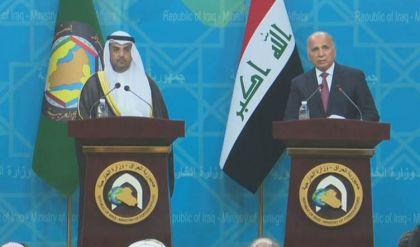 وزير الخارجية العراقي وأمين مجلس التعاون الخليجي يبحثان ملف الاستثمارات والتنسيق المشترك