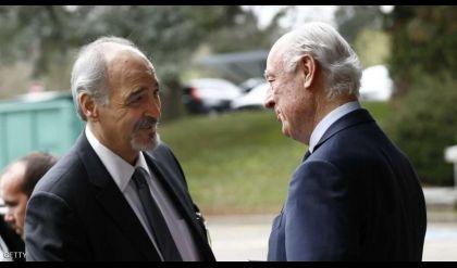وفد النظام السوري يصل الأربعاء إلى جنيف
