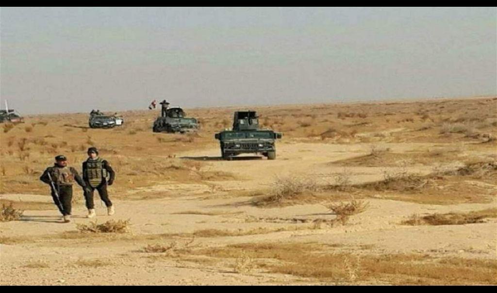 انطلاق المرحلة الثانية من ارادة النصر بشمال بغداد والمناطق المحيطة بها