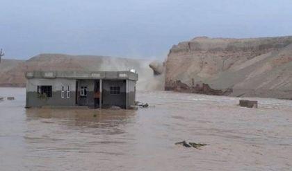 الهلال الأحمر: 5 آلاف عائلة عراقية تضررت اثر السيول في 7 محافظات
