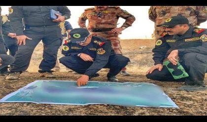 جهاز مكافحة الإرهاب يطلق عملية (التراب الأسود) في منطقة واقعة بين صلاح الدين ونينوى