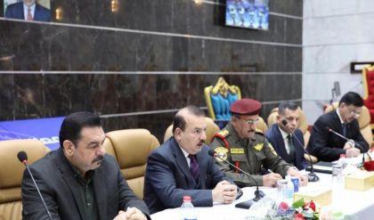 وزير الداخلية يأمر بنشر قوات امنية إضافية لحماية المتظاهرين وبأقصى درجات ضبط النفس
