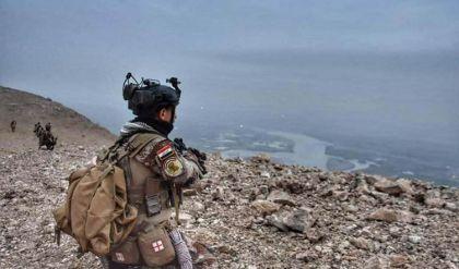 نينوى.. مقتل 12 عنصراً من داعش بعملية عسكرية في بادوش