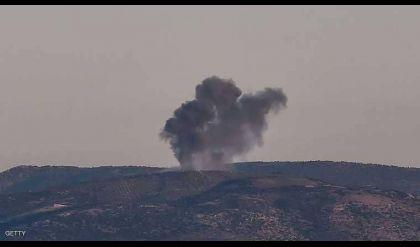 سوريا الديمقراطية تعلن إسقاط طائرة تركية في عفرين