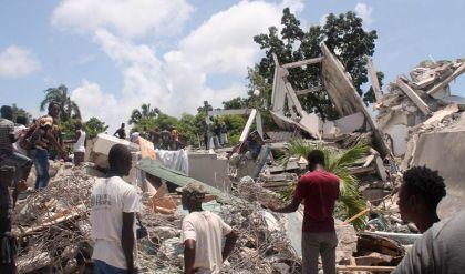 ارتفاع حصيلة ضحايا زلزال هايتي إلى 724 قتيلاً