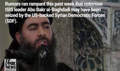 رئيس خلية الصقور الاستخباراتية: البغدادي لا يقيم في مكان واحد لأكثر من يوم