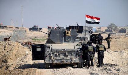 جهاز مكافحة الارهاب يقتحم حي السكك بأيمن الموصل