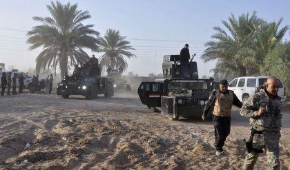 مقتل ثلاثة أشخاص بينهم منتسب بكمين لداعش في الأنبار