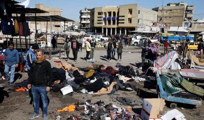 مجلس النواب يقرر استضافة قادة امنيين على خلفية تفجيري بغداد