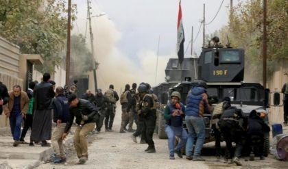 تقدم للقوات الامنية تجاه المنطقة القديمة وداعش يستخدم المفخخات