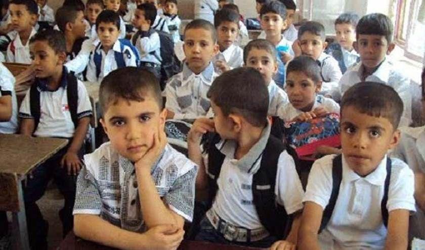 نينوى تعلن عزمها اعادة 30 الف طالب متسرب لدمجهم بمدارس التعليم المسرع