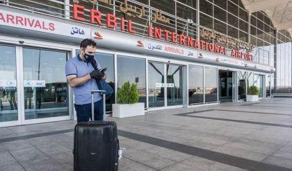 استئناف الرحلات الجوية في مطار أربيل