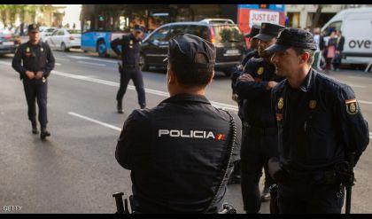 اعتقال سوري في إسبانيا بشبهة القتال مع داعش