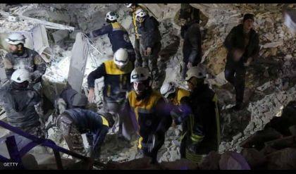 سوريا.. قتلى بينهم 8 أطفال بغارات على إدلب