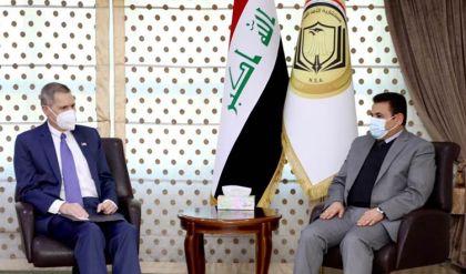 السفير الأميركي في بغداد يكشف عن طريقة لحل خلافات واشنطن - طهران