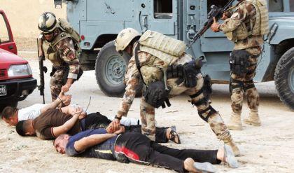 عمليات بغداد تعتقل متهما يعمل ضمن مايسمى ولاية الانبار