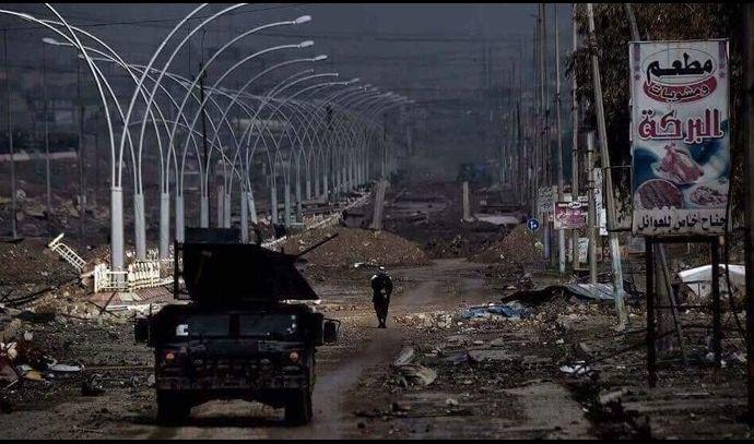 الامم المتحدة تمول اكثر من 200 مشروع لاعمار الموصل