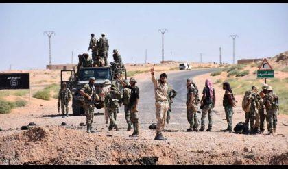 الجيش السوري يعلن استعادة الميادين من داعش
