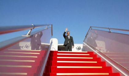 سبعة وزراء يرافقون الكاظمي في زيارته الى ايران