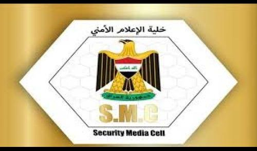 خلية الاعلام الامني تعلن تدمير اوكار لداعش في نينوى