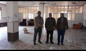 العمل تفتتح المقر الجديد لقسم ذوي الإعاقة في نينوى