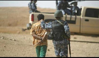 اعتقال قيادي في داعش يعمل مسؤول ما يسمى الحسبة بأيسر الموصل