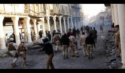 مكتب القائد العام: إصابة 11 منتسباً بانفجار رمانة يدوية في منطقة حافظ القاضي وسط بغداد