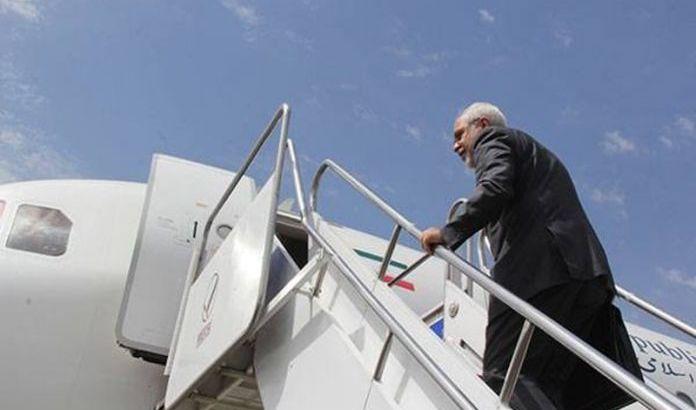 العراق أول دولة يزورها ظريف بعد العدول عن استقالته