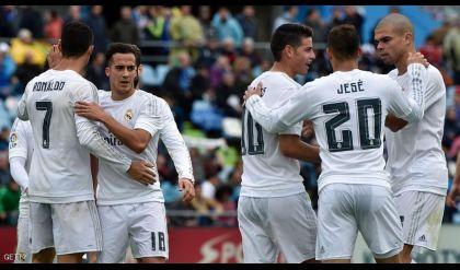 نجمان يغادران ريال مدريد