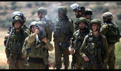 إصابة فلسطينية برصاص إسرائيلي بالضفة الغربية