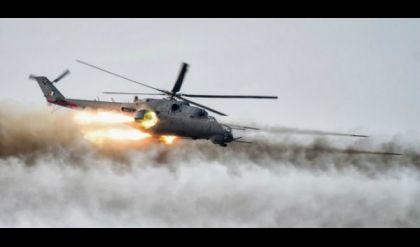 القوة الجوية توجه ضربات موجعة لعناصر داعش في الموصل