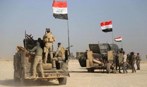 العثور على أوكار لداعش في كركوك