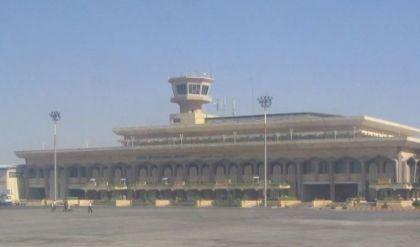 دمشق تعلن إعادة تشغيل مطار حلب الدولي
