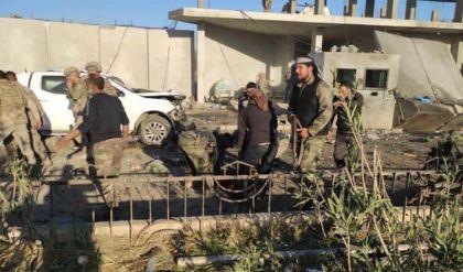 المرصد السوري: مقتل 16 شخصاً بينهم ثلاثة جنود أتراك بتفجير سيارة مفخخة في رأس العين