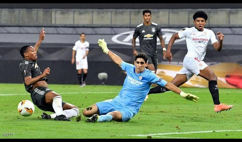 المغربي ياسين والأخطاء الدفاعية وراء خسارة مانشستر يونايتد