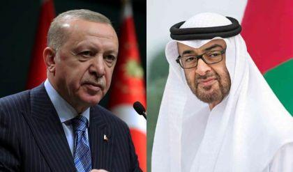 تركيا والإمارات تبحثان سبل تعزيز العلاقات الثنائية