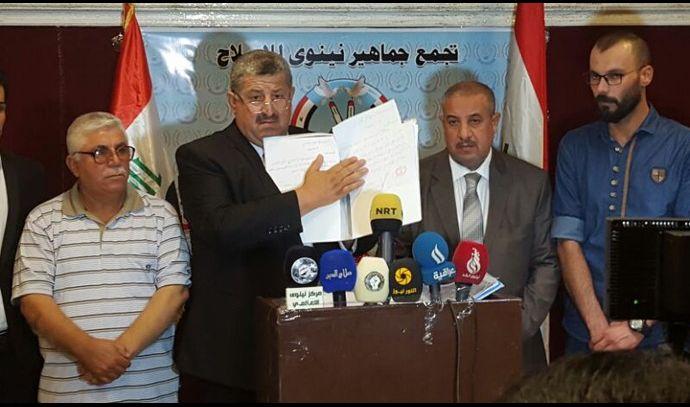 اتهامات بوجود شبهات فساد في مشاريع نينوى