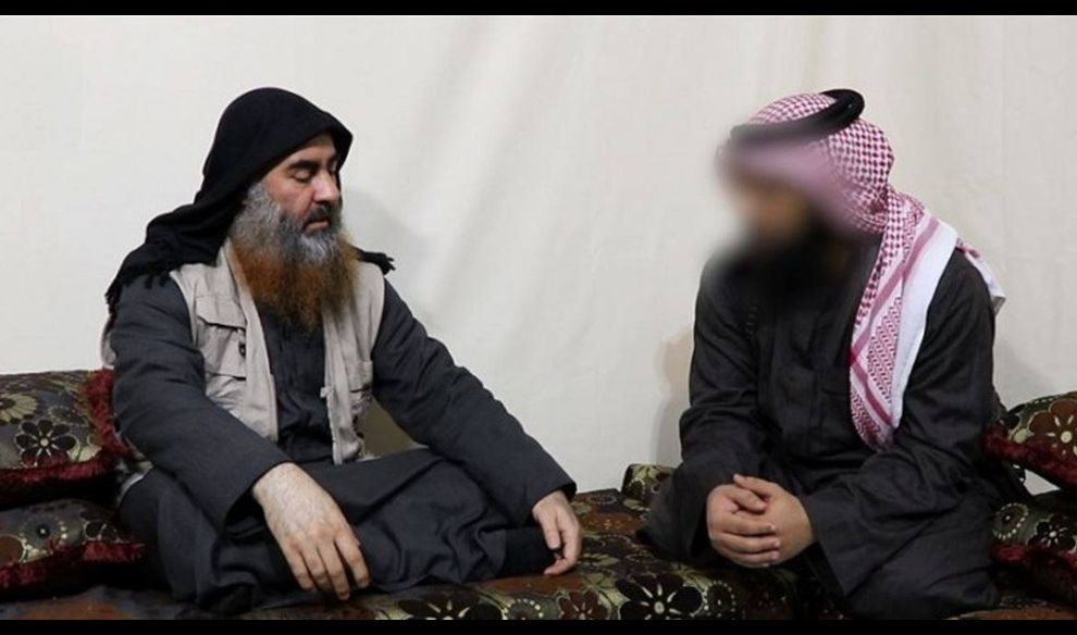 الصقور الاستخبارية تكشف عن مكان تواجد البغدادي وتحذر من ارهابيي إدلب السورية