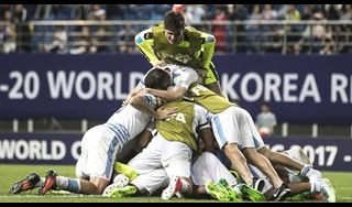 لأول مرة في بطولات الفيفا .. اوروجواي والبرتغال ينفذان ركلات الترجيح بنظام جديد!