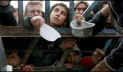 ارتفاع قياسي في عدد النازحين من الموصل