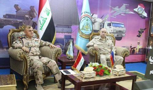 روسيا تبحث مع الدفاع العراقية زيادة التعاون في المجال الأمني