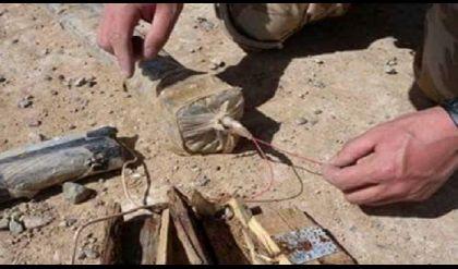 رفع 10 قنابر هاون من مخلفات