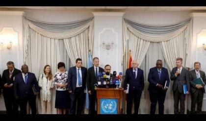 مجلس الأمن يجدد دعمه للعراق في بذل المزيد من الجهود وإعادة الأعمار