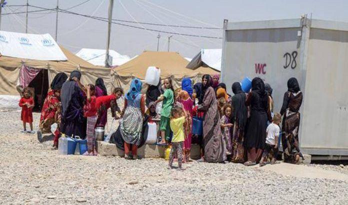 الأمم المتحدة تحدد عامين لحسم ملف النازحين العراقيين
