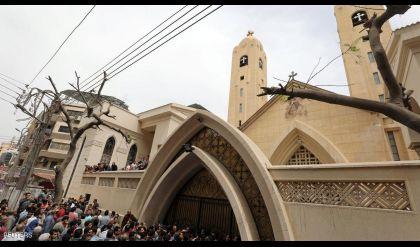 داعش يتبنى تفجير الكنيستين في مصر